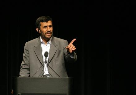President AhmadinejadPhoto credit: Daniella Zalcman